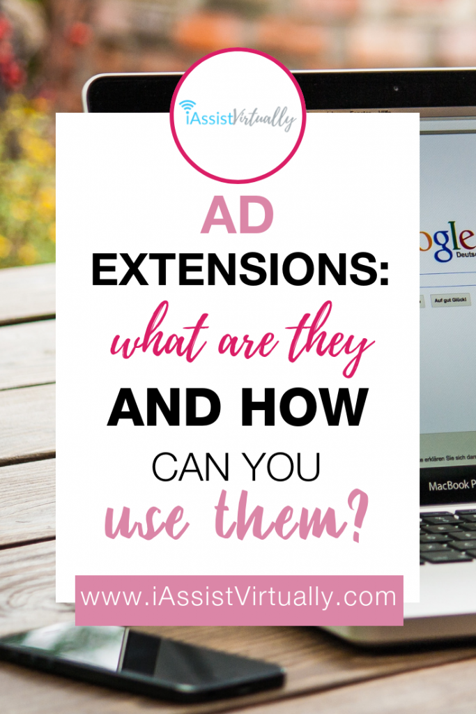 Ad Extensions: What Are They and How Can You Use Them?