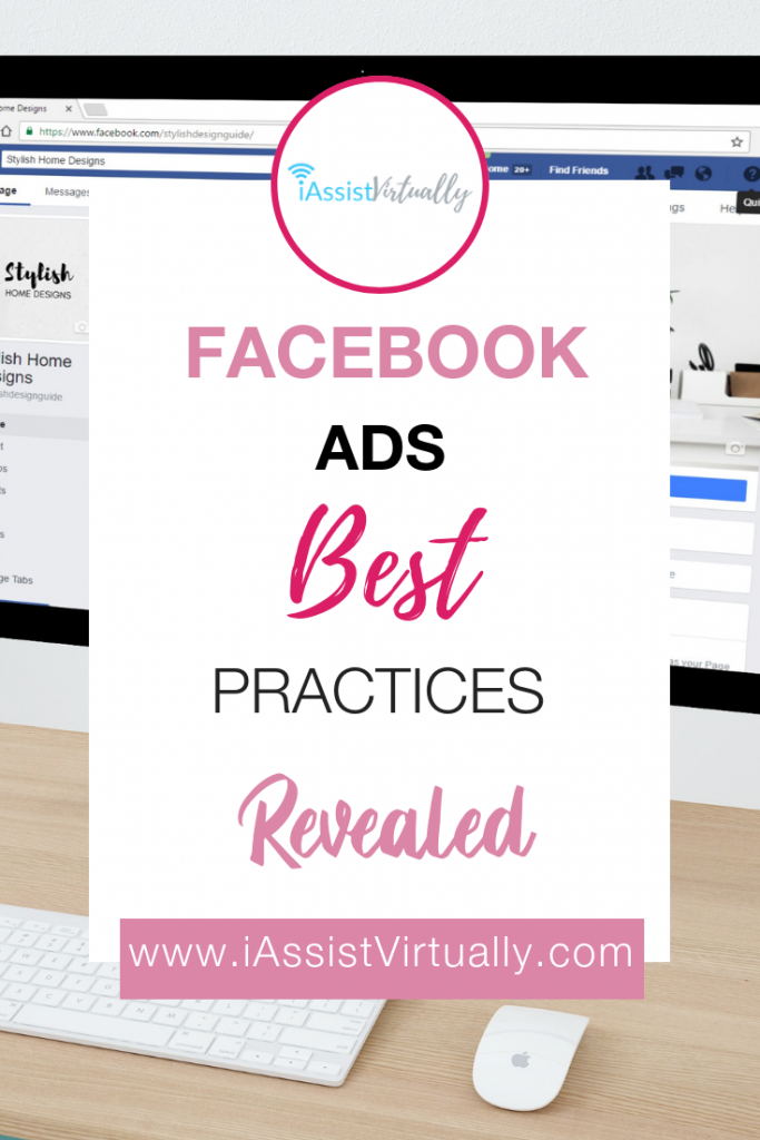 facebook ads best practices revealed
