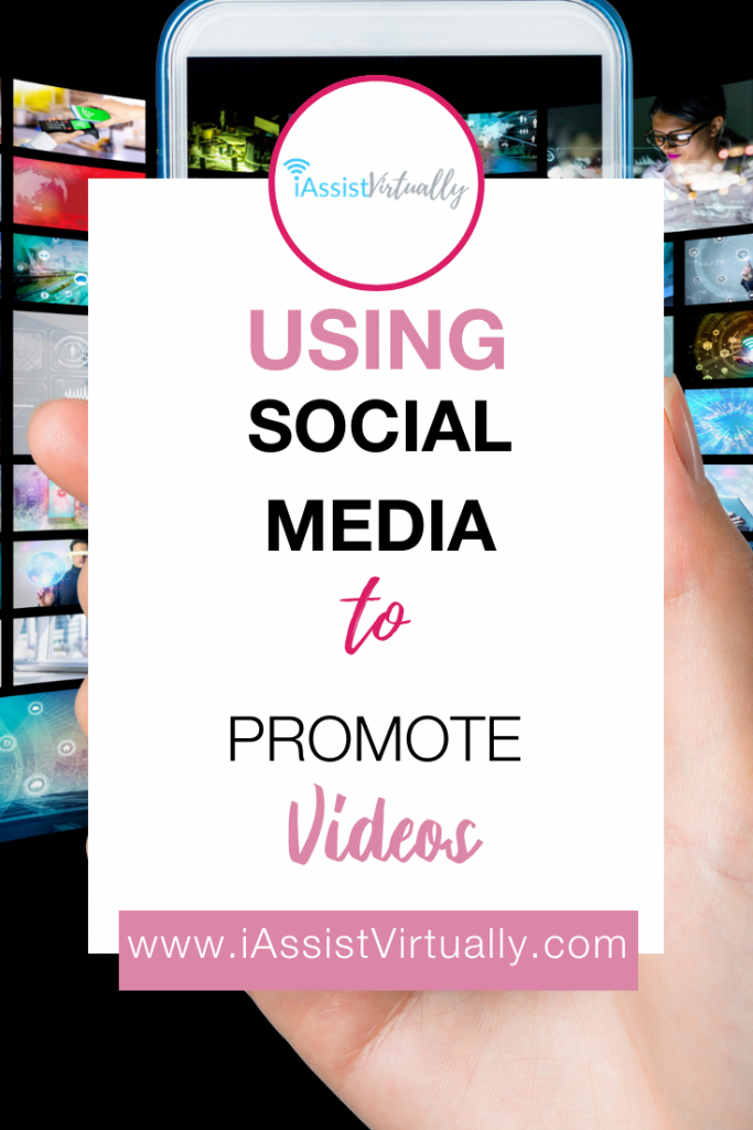 Using Social Media to Promote Videos