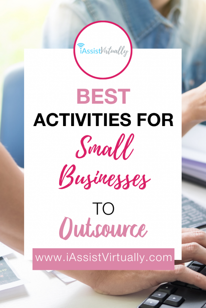 Best Activities for Small Businesses to Outsource